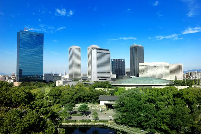 大阪城ホールの座席表と会場情報
